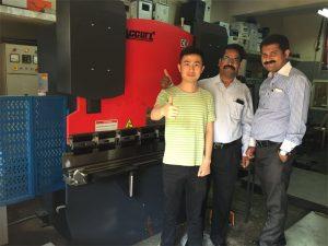 ભારત ગ્રાહકો ફેક્ટરીઝની મુલાકાત લો અને મશીનો ખરીદો