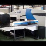 સી.એન.સી. પંચ પ્રેસ ઉત્પાદકો - બુર્જ પંચ પ્રેસ - 5-અક્ષ સી.એન.સી. સર્વો પંચીંગ મશીનો