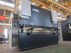 ઇ 21 મેન્યુઅલ પ્રેસ બ્રેક મશીન