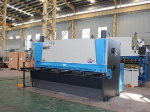 હાઇડ્રોલિક શીયરિંગ મશીન qc12y 4x2500