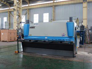 ક્યુસી 12 વાય 4x3200 હાઇડ્રોલિક શીયરિંગ મશીન