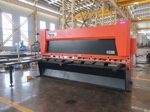 qc12y-6x3200 હાઇડ્રોલિક શીયરિંગ મશીન